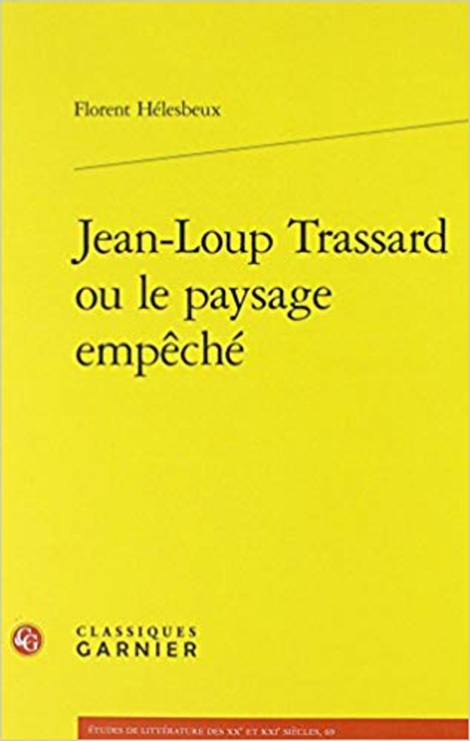 Jean Loup Trassard Voix Et Relation